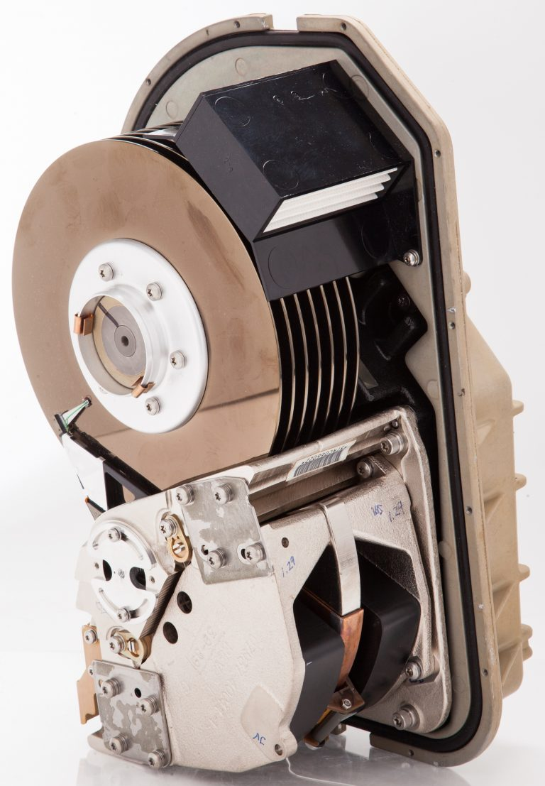 Photo of the HP 9737 Storage Disk Drive.